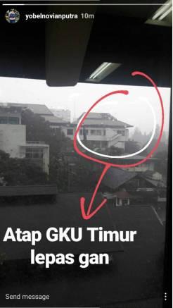 Hujan Es di Bandung 5