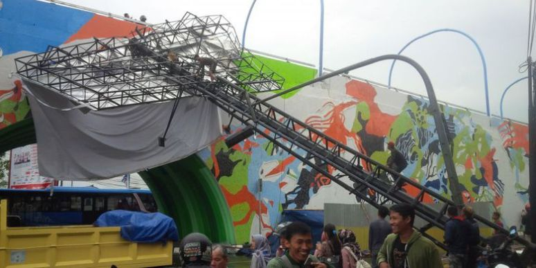 Hujan Es di Bandung 8