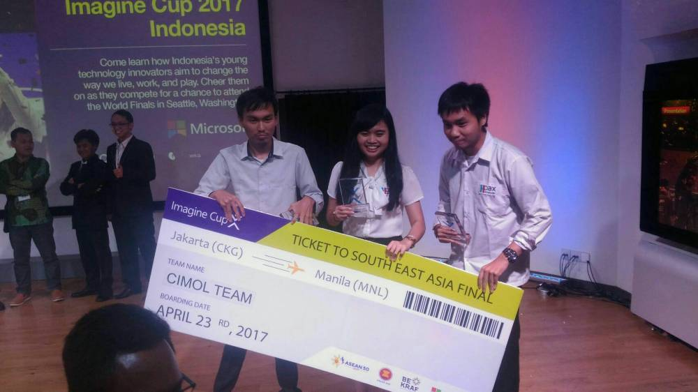 Imagine Cup - Cimol Team