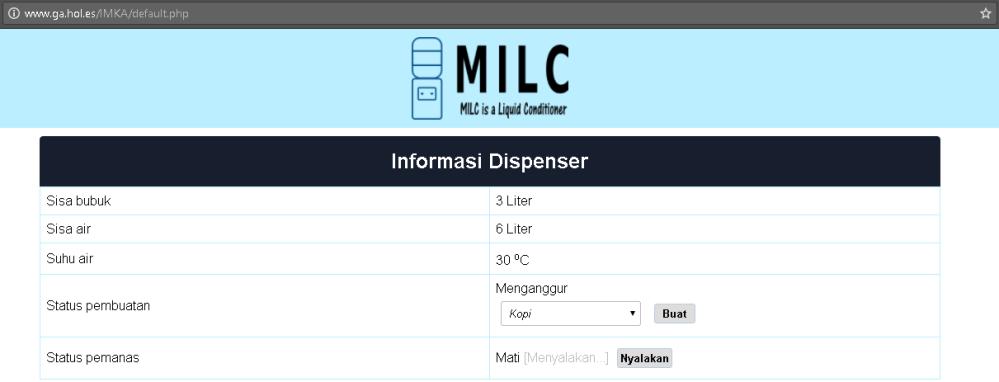 MILC 03